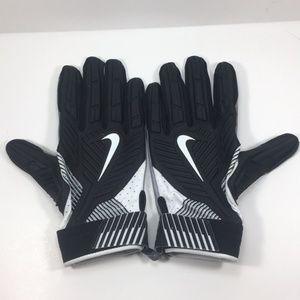 Nike D-Tack 5 Padded Football Lineman Gloves XXL